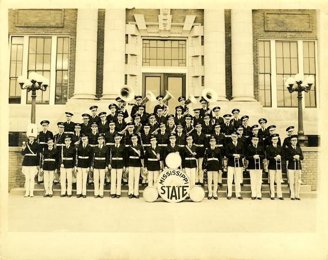 Mississippi State Band Hickory Ridge Studio