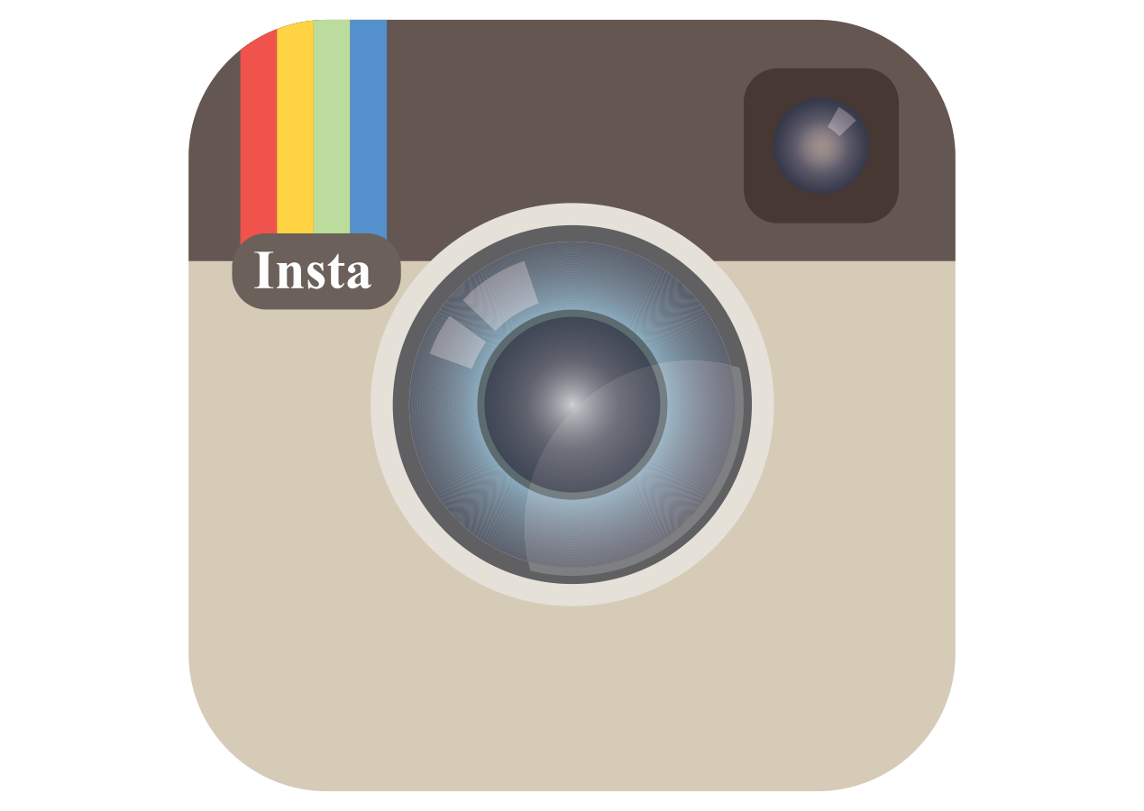 Instagram Logo Vector download free
