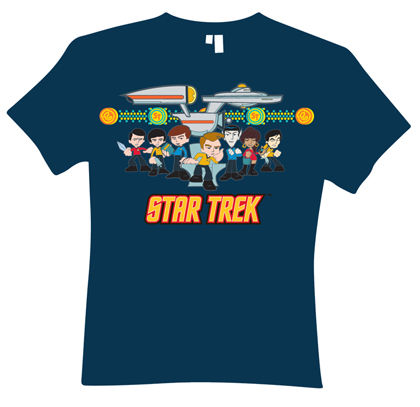 The Trek Collective: Star Trek convention T-shirts