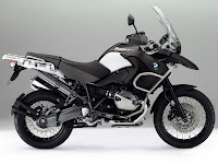 Gambar Motor 2013 BMW R1200GS Adventure Triple Black - 1