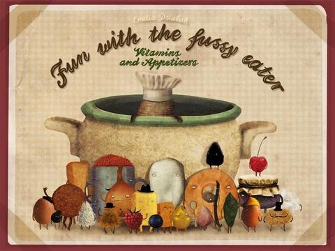 Le meravigliose ricette illustrate di Emilia Dziubak.