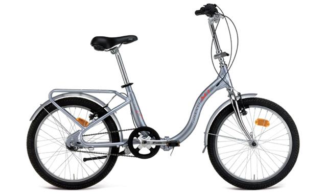 Biciclette pieghevoli bici pieghevole carnielli barca for Bici ripiegabili