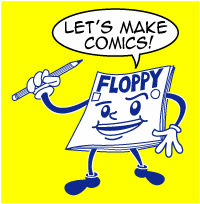 COMIC BOOK WORKSHOPS