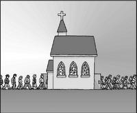Decepcionados com a igreja
