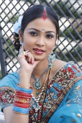 Mohini Ghos Bhojpuri Actress Wallpapper