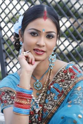 Mohini Ghos Bhojpuri Actress Wallpapper