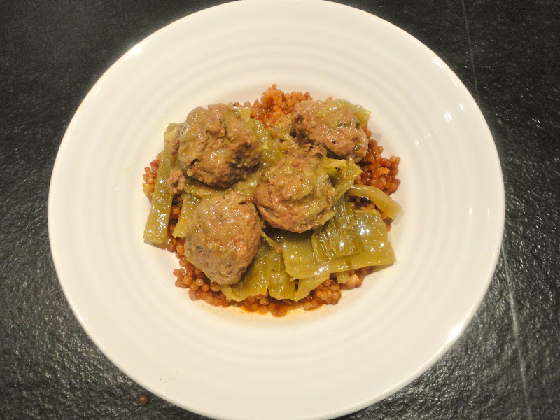 Grandmas melt in your mouth moroccan meatballs and celery krafs if you love food stories this is a wonderful one it starts with lisa elmaleh craigs new book grandma elmalehs moroccan cookbook hesperus press ltd forumfinder Image collections