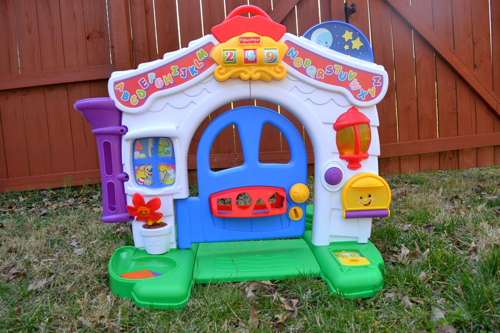 Fisher Price Learning Home - target.com