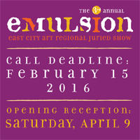 Are you an Artist? Call for Entries for the Next Emulsion!