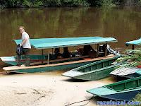 Brunei Kampong Sukang Boat