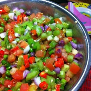 Resep sambal dabu-dabu, sambal dabu-dabu khas Manado