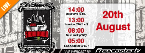 Picture 47 Vans Downtown Showdown live webcast tomorrow!