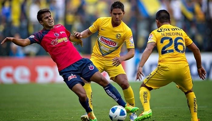 America vs Veracruz en vivo