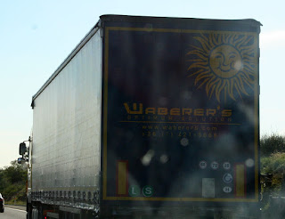 Waberers truck