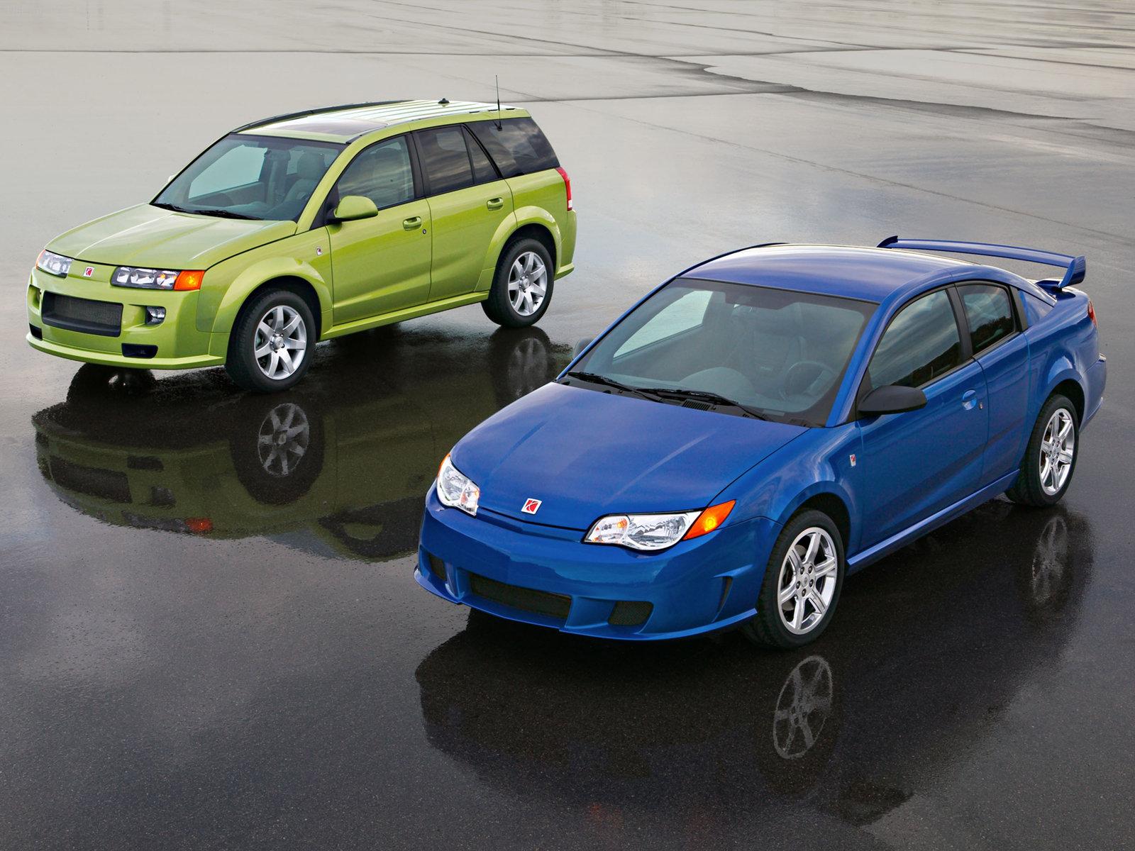 Hình ảnh xe ô tô Saturn Ion Red Line 2004 & nội ngoại thất