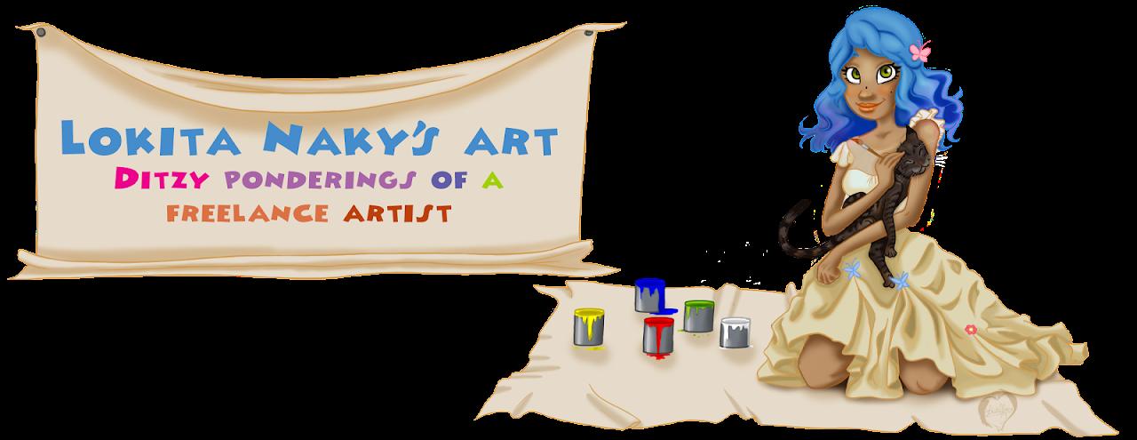 Lokita Naky's Art