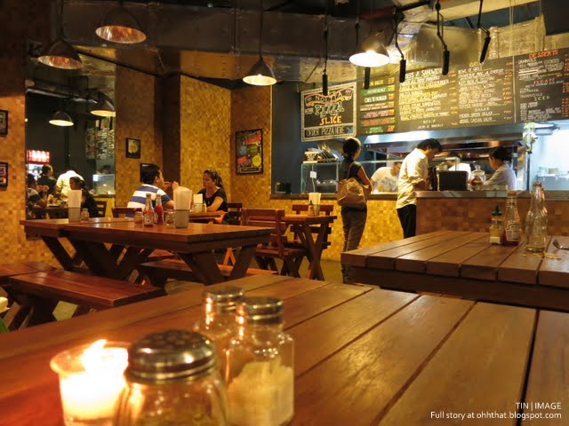 Nolita, pizza, Bonifacio High Street Central, Fort