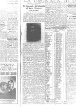 """16 AGOSTO 1932 """"LA VOCE DI BERGAMO"""""""