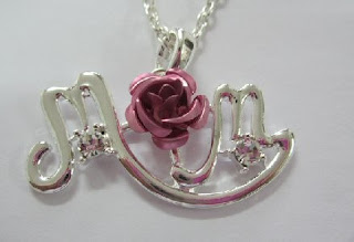 Introducing the Rose Mom Pendant