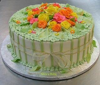 tarjetas de Cumpleaños torta