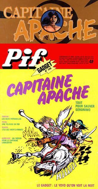 Capitaine Apache Compilation Intégral (1975-1988) Lecureux & Norma [Bibliotheca Virtualis]