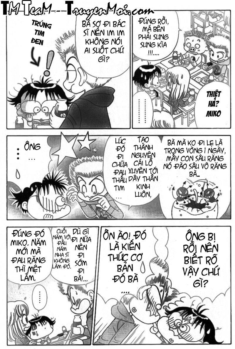 Kocchi Muite! Miiko chap 5 - Trang 13