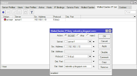 configure walled garden ip list