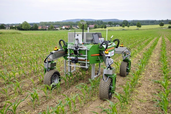 Agricultural Robotics And Automation