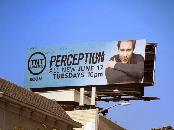 Perception season 3 billboard
