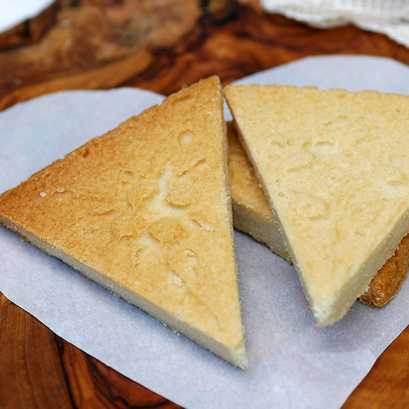 Savoring Time in the Kitchen: Classic Shortbread Cookies