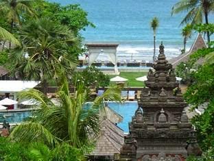 Bali Garden Beach Resort, Nuansa Alami di Pantai Kuta