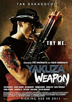 Yakuza Weapon (2011) online y gratis
