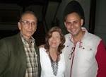 Davalos, Carilda y Raidel Hernández