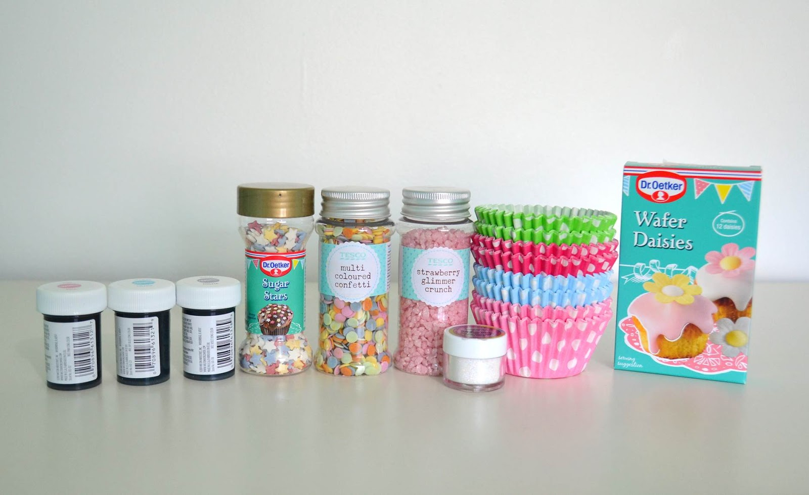 Affordable Treats: Cake Decorations Haul