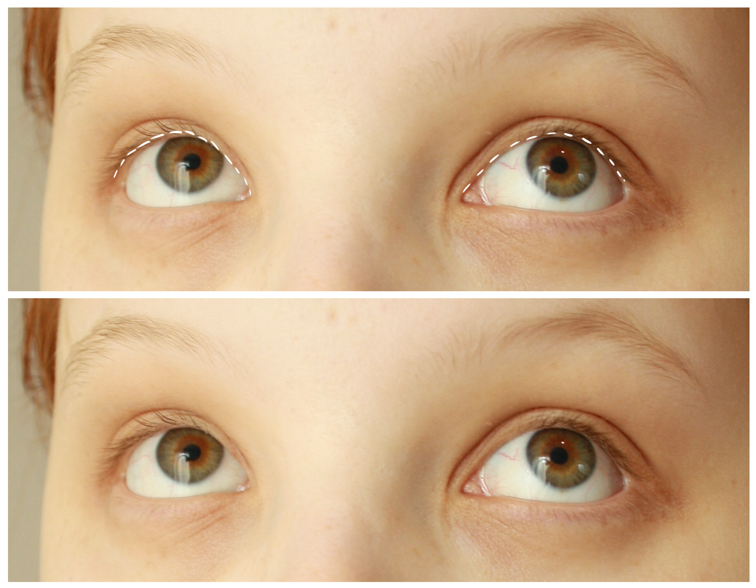 Hantastic Beauty: Tutorial: How to tightline your eyes