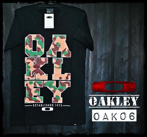 Kaos Surfing OAKLEY Kode OAK06