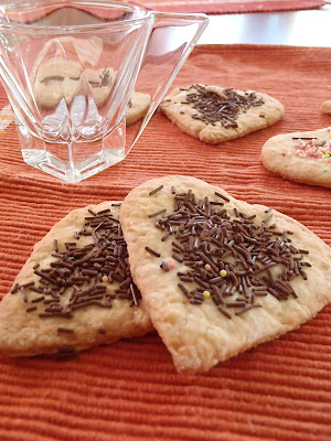 i biscotti dell'amore