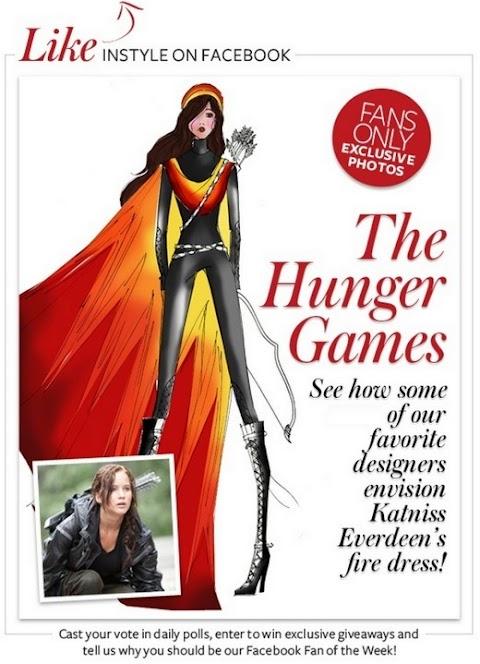 The Hunger Games: Katniss en llamas, vista a través de los ojos de varios diseñadores