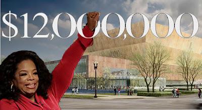Oprah Donates Millions to Smithsonian Black History Museum