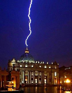 rayo basilica vaticano