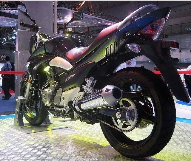 Suzuki Touring Bike Cc