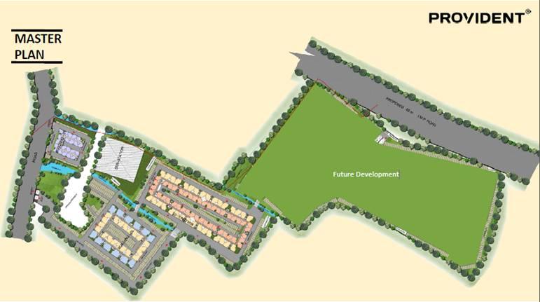 Provident Rising City Master Plan