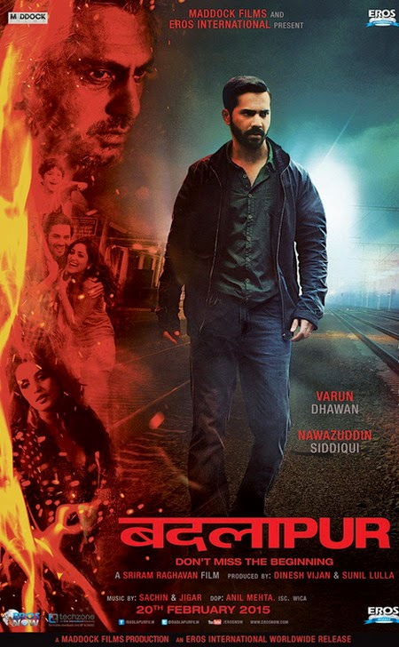 Badlapur Hindi Movie 2015