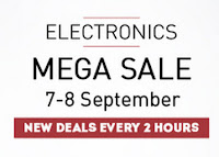 SnapDeal Electronics Mega Sale : Buy Electronics & Appliances Best Sellers at Best Price