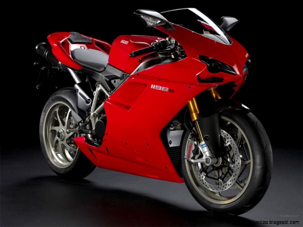Ducati Superbike Red Front View Wallpaper HD 13797 Wallpaper