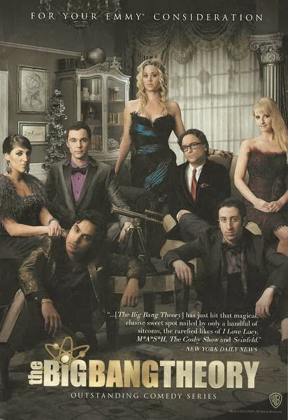 The Big Bang Theory Temporada 8 capitulo capitulo 6
