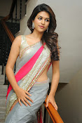 Shraddha das Latest Photos in Saree-thumbnail-19