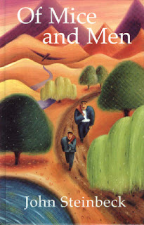 the bond between george and lennie in of mice and men by john steinbeck In steinbeck's universe, the greatest bond is the brotherly bond the relationship  between george and lennie is the axis around which the.