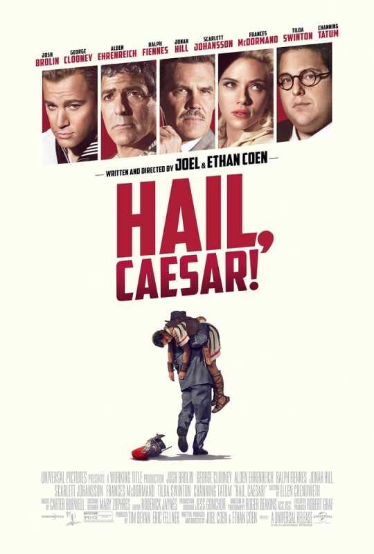 Hail, Caesar! 2016 720p x264 Esub BluRay  Dual Audio English Hindi GOPISAHI