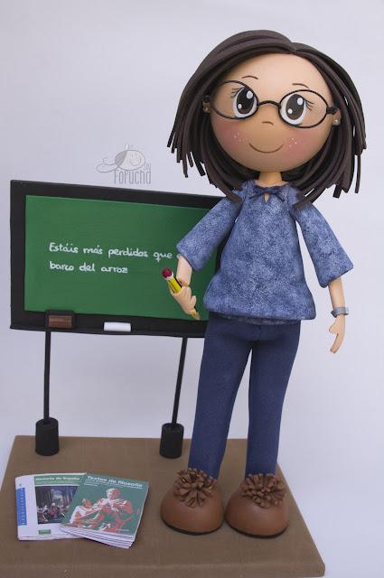 Fofucha profesora